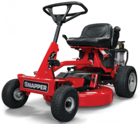 Recalled Snapper rear engine riding mower