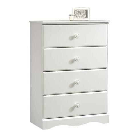 Recalled Storybook four-drawer chest