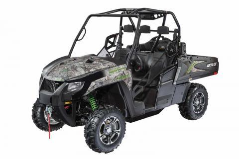 Model Year 2016 Arctic Cat 700 HDX Hunter Edition