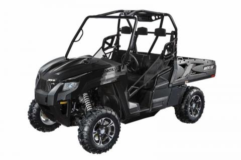 Model Year 2016 Arctic Cat 700 HDX XT Black