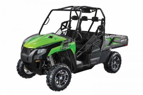 Model Year 2016 Arctic Cat 700 HDX XT TAG Green
