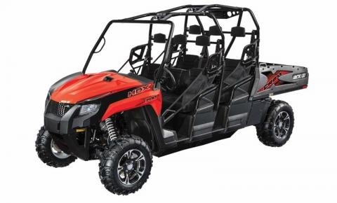 Model Year 2017 Arctic Cat 700 HDX CREW