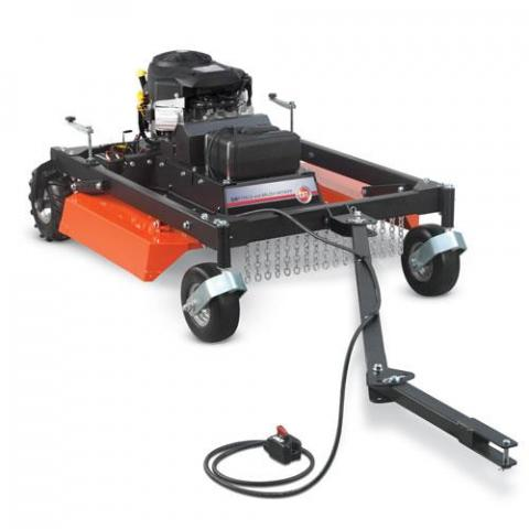 Pro-XL-44 DR tow-behind field and brush mower