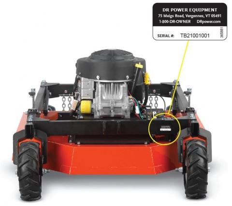 Country Home Products Recalls Field & Brush Mowers Due to