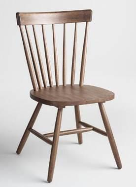 Cost Plus World Market/ World Market Stafford Windsor Chair & Cost Plus World Market Recalls Windsor-Style Dining Chairs Due to ...