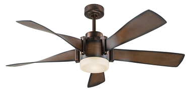 Recalled Kichler ceiling fans