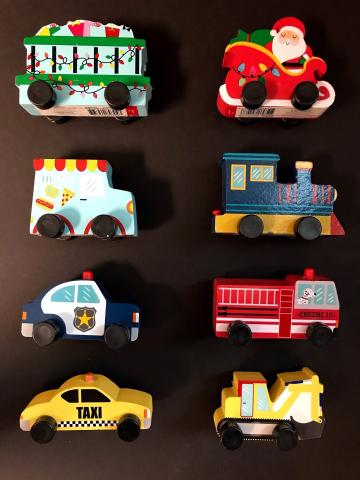 Bullseye's Playground Toy Vehicles - Collection