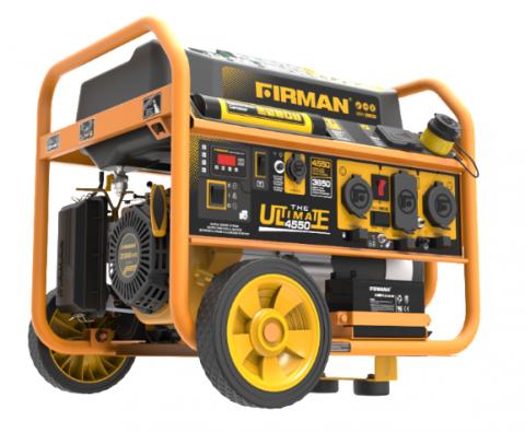 FIRMAN Power Equipment Recalls Portable Generators Due to