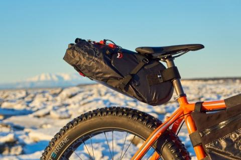 Recalled Terrapin System 14L bicycle seat bag