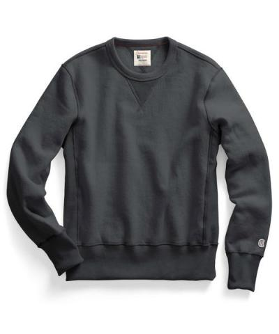 Recalled men's Todd Snyder + Champion sweatshirt in Black