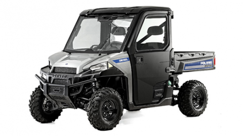 Recalled 2017 Polaris Brutus DSL HD PTO DLX