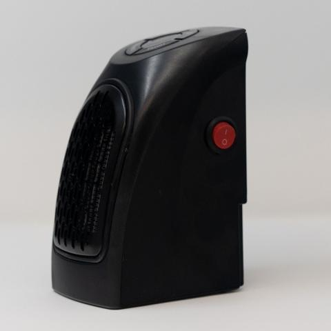 Recalled Heat Hero portable mini heater – side view