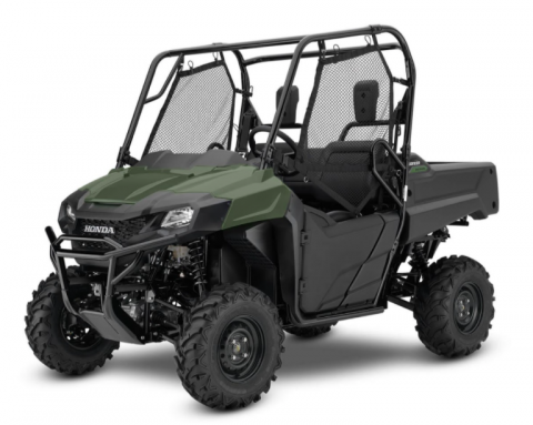 2017-2020 Model Year Honda Pioneer 700 2 Passenger