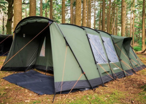 Recalled Crua Loj tent