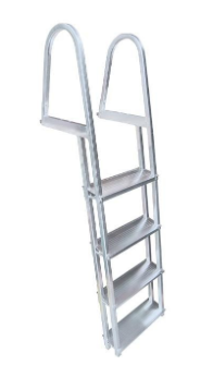 Recalled 4-Step Standoff Dock Ladder