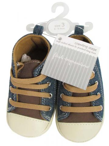Eyelets in recalled shoes can detach.