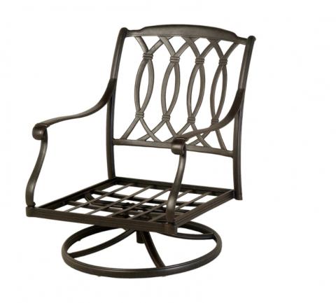 Recalled Hanamint club swivel rocker chair