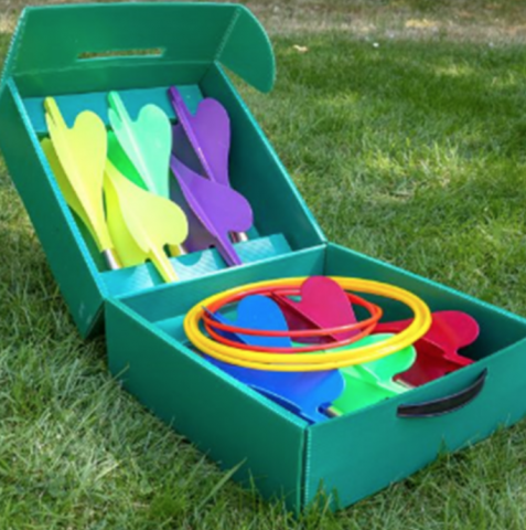 CPSC and Crown Darts UK Warn Consumers to Stop Using and Dispose of Banned Lawn Dart Sets; Recalling Firm is Unable to Conduct Recall