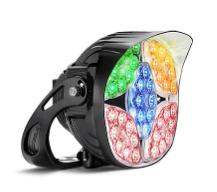 Recalled Prism RGBA light