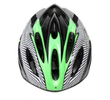 Recalled Any Volume bike helmet – upper view