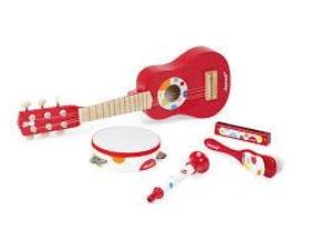 Recalled Janod Toy Confetti Trumpet in the Confetti Music Live Set