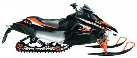 Model Year 2009 Arctic Cat F SnoPro