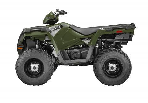 2014 Sportsman 570 in sage green