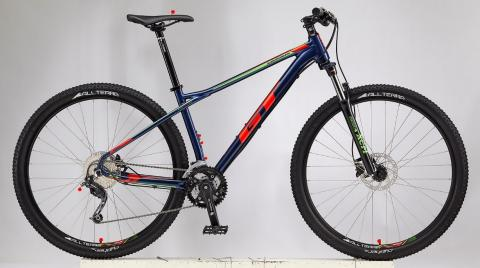 Cycling Sports Group Recalls GT Mountain Bicycles