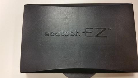 EcoTech EZ™ User Interface cover