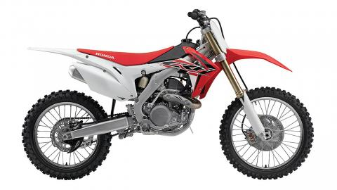 2015 and 2016 Honda CRF450R