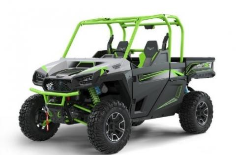 Havoc ROV (green/black)