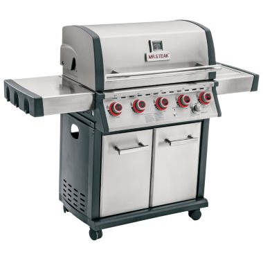 MR. STEAK five burner model, MS-5B-PG