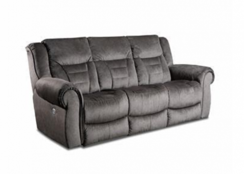 "Photo of representative ""Wireless Power"" reclining sofa. Individual models and color may vary."