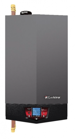 Recalled Lochinvar boiler