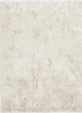 Recalled Ruggable area rug – shag ivory