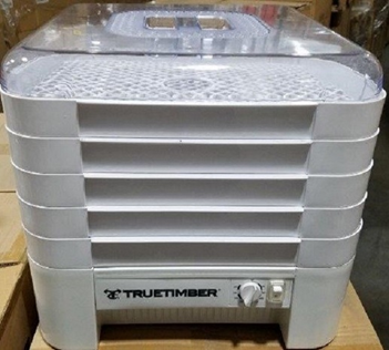 TTEVM50W Recalled Excalibur EZ DRY food dehydrators