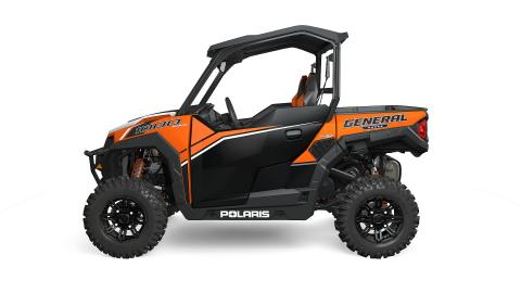2016 POLARIS GENERAL 1000 EPS DELUXE ORANGE BURST