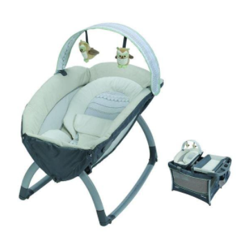 Recalled Graco Pack 'n Play Everest Playard