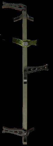 Recalled XOP climbing stick (sand ripple green color)