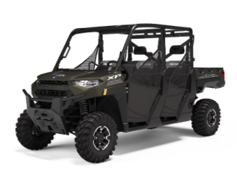 Recalled Model Year 2020 Polaris RANGER CREW XP 1000