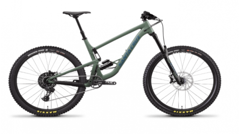 Recalled Santa Cruz Bicycle:  Bronson 3a Aluminum - Olive