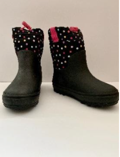 "Recalled Cat & Jack ""Jaren"" Toddler Boots – Black"