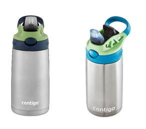 Recalled stainless steel water bottles