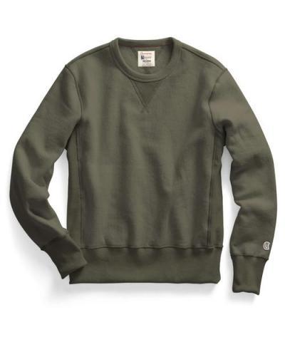 Recalled men's Todd Snyder + Champion sweatshirt in Surplus