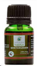 Recalled Jade Bloom Wintergreen Essential Oil – 10 mL bottle