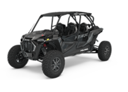 Recalled 2021 Polaris RZR Turbo S 4