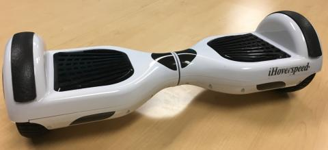 iHoverspeed self-balancing scooter/hoverboard
