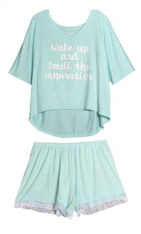 Recalled Little Mass pajama set, style number T927S