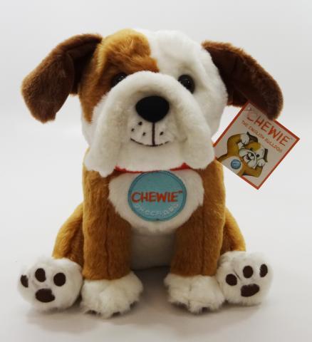 Chewie the English Bulldog