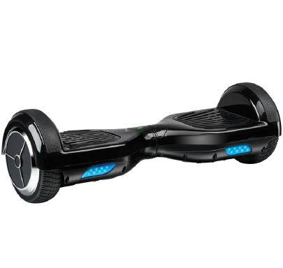 Recalled iLive hoverboard in black